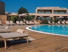 Sani Asterias Suites Pools