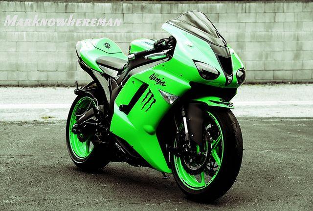 Kawasaki NINJA Super Sportbike