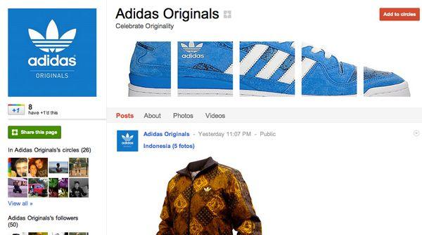 Inspiration til Google+ sider til dit brand eller din virksomhed