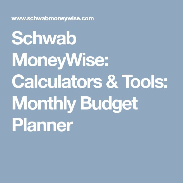 The 25+ best Monthly budget calculator ideas on Pinterest Budget - inflation calculator template