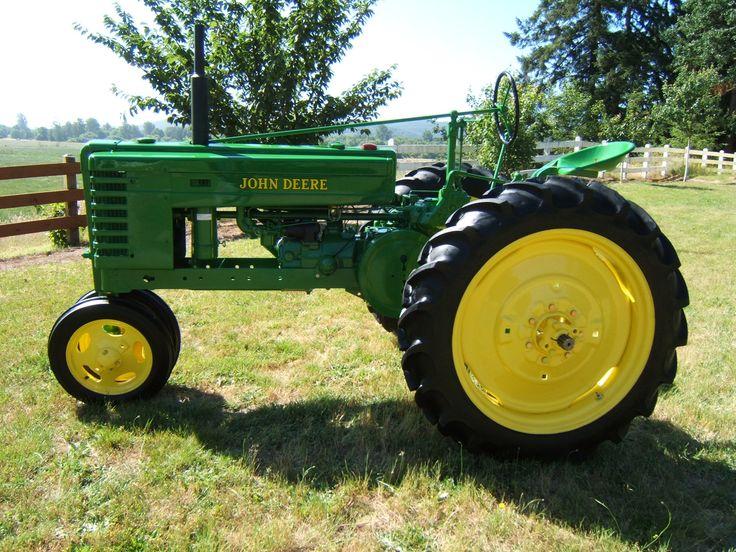 Old John Deere Tractors : Best antique john deere images on pinterest vintage