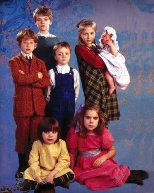 Nanny McPhee. I love this film. Growing up I think having tons of siblings made things wonderful.