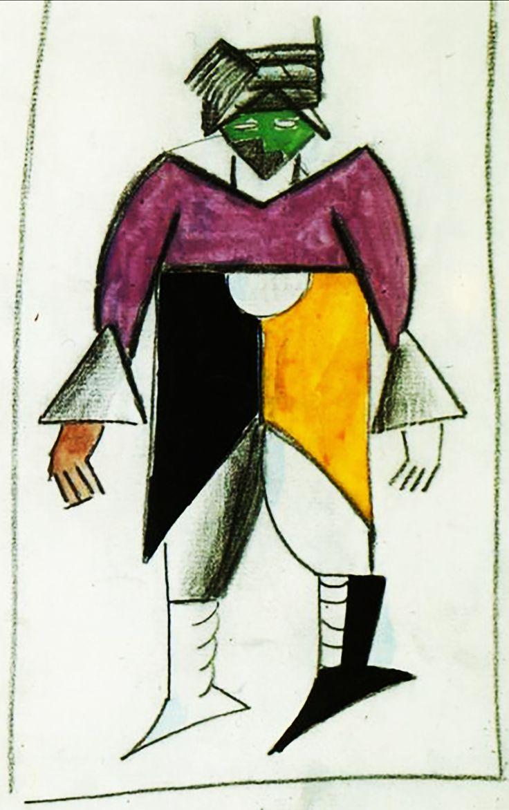 New Man. 1913