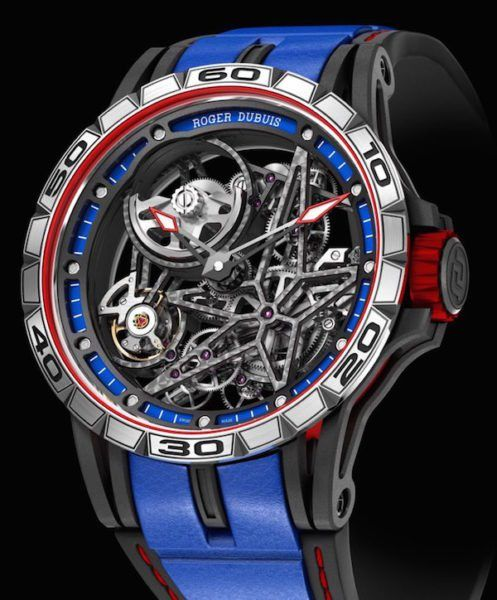 <strong>SIHH 2017 Watch Launches</strong>: AP, Vacheron, Panerai, Roger Dubuis #SIHH2017 #Watch Launches</strong>: #AP, #Vacheron, #Panerai, #RogerDubuis #VacheronConstantin #Patrimony #MoonPhase and #RetrogradeDate #blueredwatch