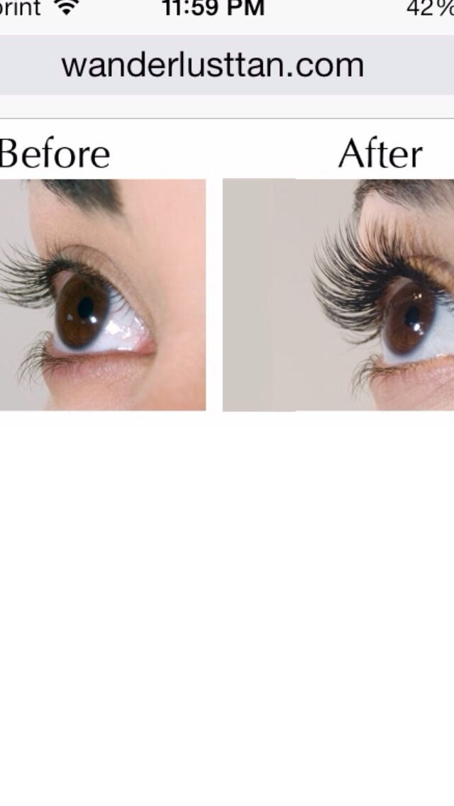 How To Grow Your Eyelashes & Eyebrows (DIY)