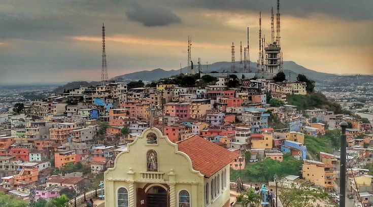 Guayaquil was my first stop in Ecuador after crossing the border from Peru. I wasn't sure what to expect, but I soon settled into the new country.