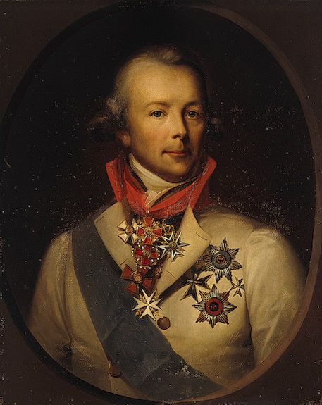 member of the conspiracy against Paul the First. Palen, Peter A. - Governor-General of St. Petersburg, took over the technical leader of the conspiracy. In November 1800 fell into disgrace.