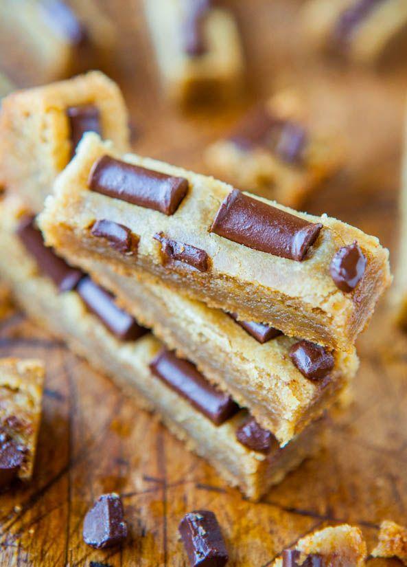 Chocolate Chunk Cookie Sticks