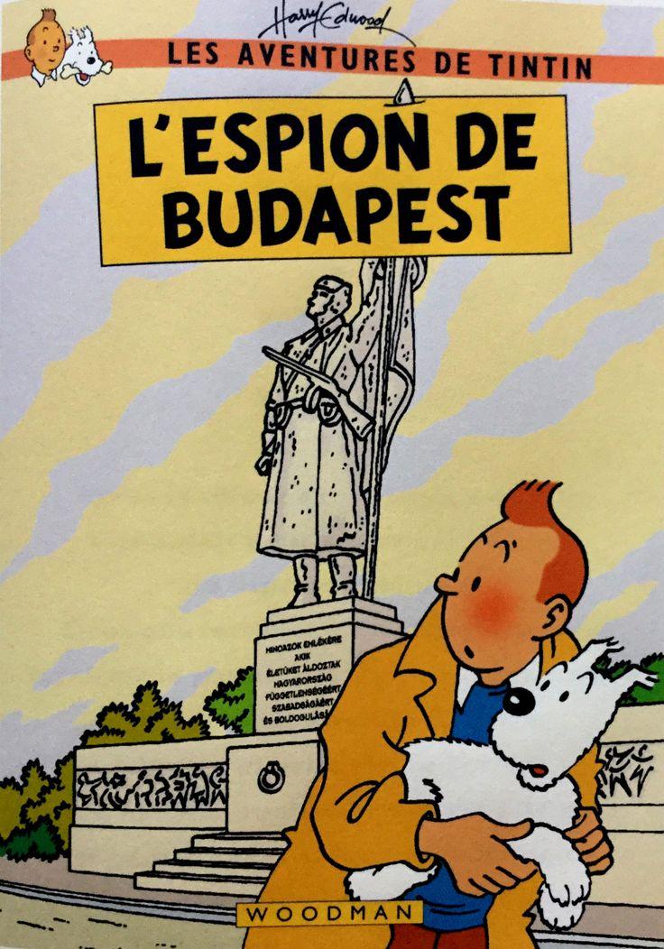 L'espion de Budapest