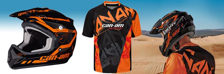Can-am off road performance graphics