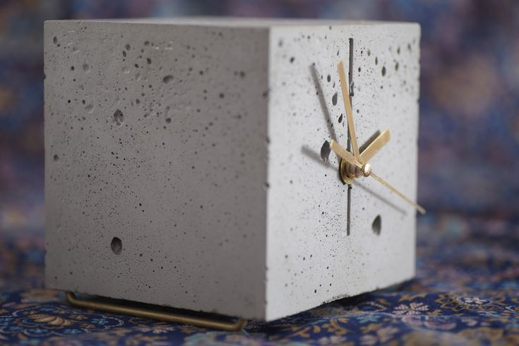 Chronek / Good Time Buddy #concrete #concrete_clock