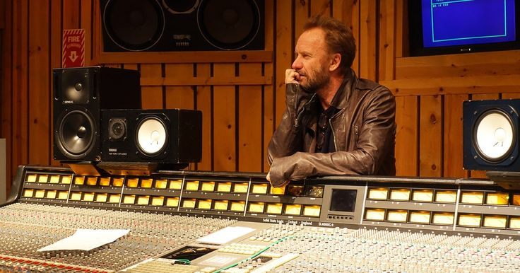 Sting discusses how Princes death and his feelings on climate change inspired his new LP, his most rock-oriented album in decades.