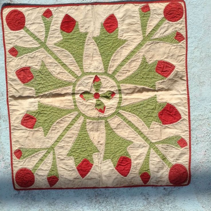 rags  WONDERFUL APPLIQUÉ DOLL QUILT, REAL THING  GUARANTEED  1870's, eBay, rags