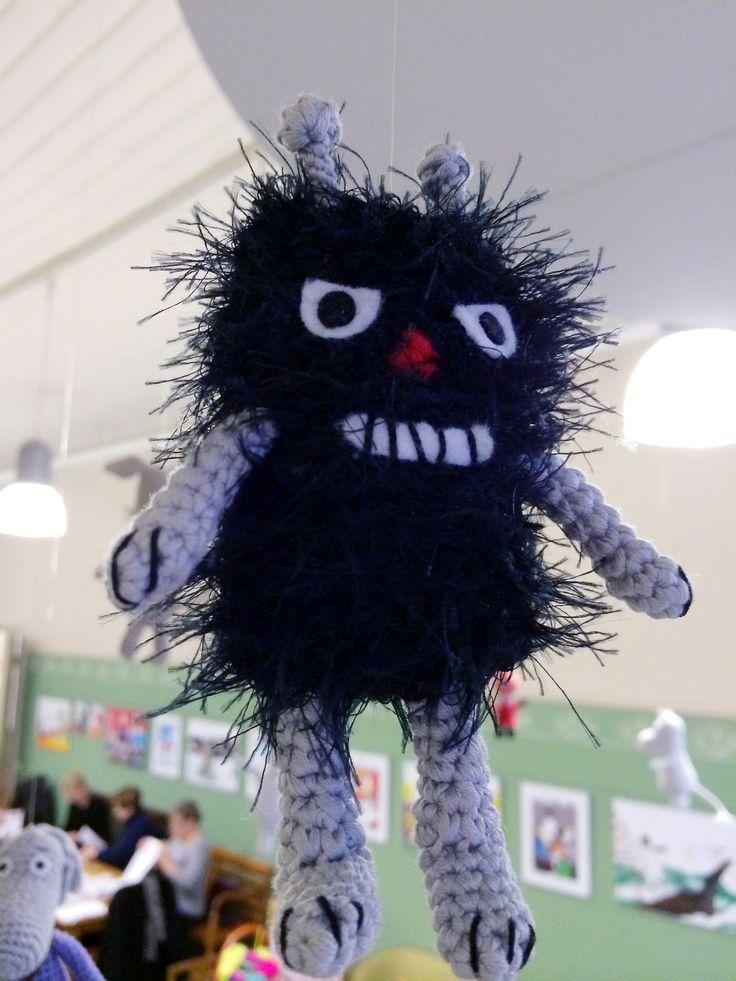 All Things Moomin • Moomin Amigurumis! Amigurumi is a knitted or...