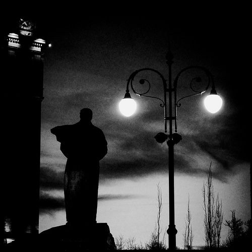 «Шевченко» (Monument to Taras Shevchenko in Moscow)