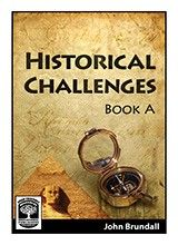 With over 20 topics across both books, each starts with big inquiry question for example: Which people developed the first civilization? Why are the ancient Egyptians important? In what ways did the Romans leave their mark? What was the Renaissance? Why were there voyages of discovery? Suitable for able learners who like to work independently or in small groups.