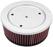 K&N HARLEY-DAVIDSON STOCK Replacement Air Filter. *EVO Air Cleaners - Reverse Tapered*