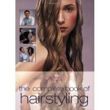 Best Hair Cutting Books: The Complete Book of Hairstyling by Charles Worthington