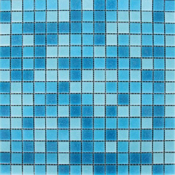 Wandtegels Keuken Blauw : , Wandtegels & Moza?ektegels – Glasmoza?ek AlfaColored Midden Blauw