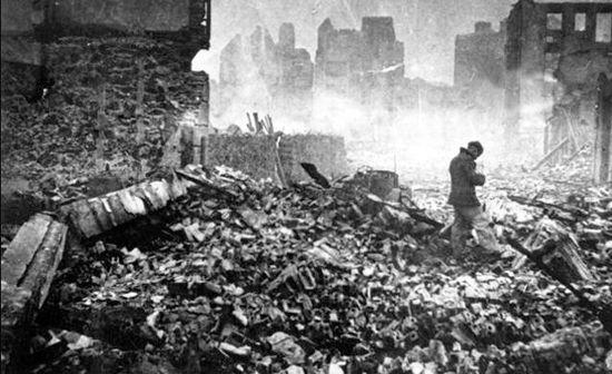 26 de Abril 1937-2017: a 80 años del bombardeo nazi sobre Guernica