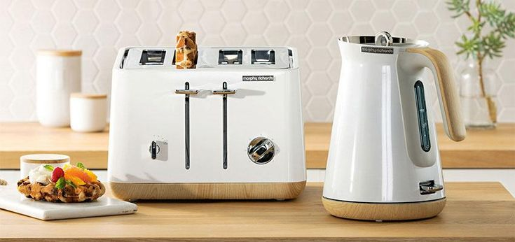 #MorphyRichards is a small electricals company designing and manufacturing revolutionary appliances for the home - things we use every day like coffee makers, breadmakers, table blenders, vacuum cleaners, sandwich toasters and kettles with offers at #VoucherBucket.   https://www.voucherbucket.co.uk/stores/morphy-richards/