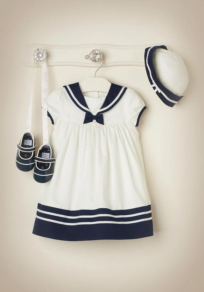 Janie and Jack Petite Sailor Collection- one day my little Medina will wear this proudly.