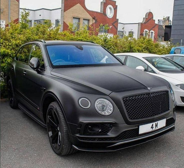 17 Best Images About Bentley Bentayga On Pinterest
