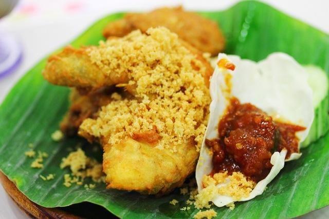 Ayam Penyet President #pickatsg
