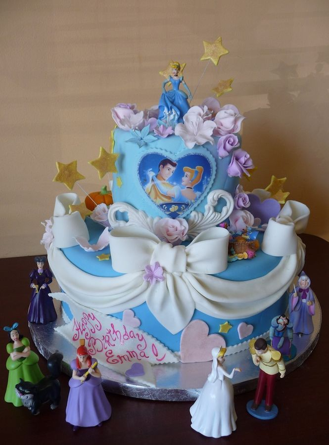 cinderella birthday cakes - Google Search
