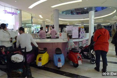 버섯돌이 세상 :: 유행패션을 한눈에 볼 수 있는 최대규모 쇼핑몰을 가보니