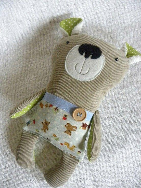 bear! by aisha