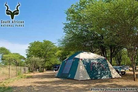 KNP - Shingwedzi - Camping