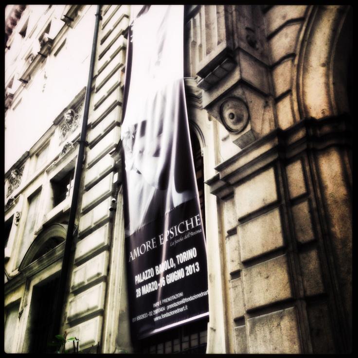Amore e Psiche mostra a Palazzo Barolo #Torino