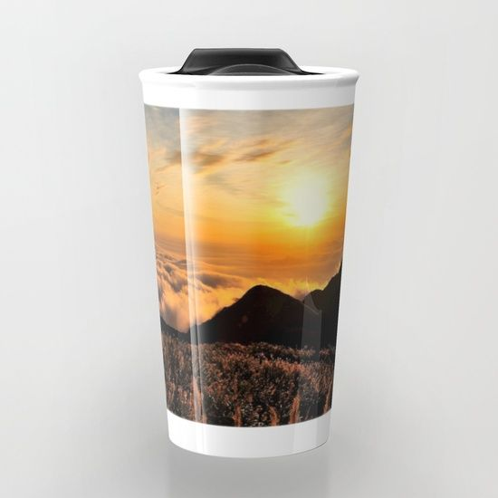 sunrises Travel Mug