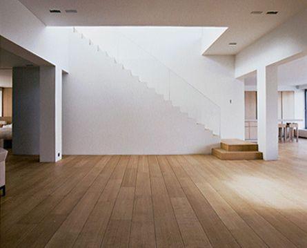 Eikenvloeren gerookt Gerookte houten vloeren