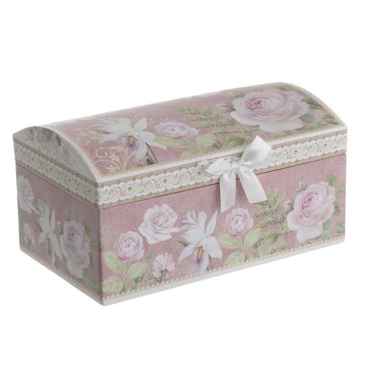 Paper Jewellery Box - Jewel Cases - DECORATIONS - inart