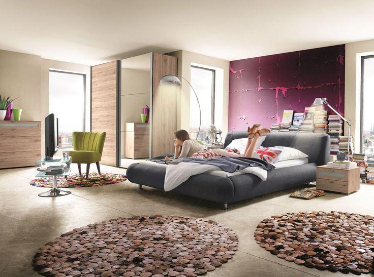 33 best schlafzimmer images on pinterest bedroom ideas arquitetura and child room. Black Bedroom Furniture Sets. Home Design Ideas