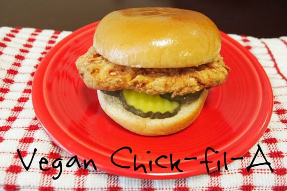 Are you morally opposed to Chick-fil-A's use of chickens and to its anti-equality agenda? Don't worry—we've got a cruelty-free recipe for you!