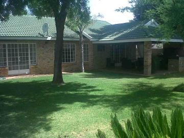 Modern home in Van der Hoffpark, within walking distance from shops and church, and close to schools. This home offers 3 bedrooms, 2 bathrooms, neat kitchen as well as a lounge, dining room, lapa and many more. Come and view this home today.