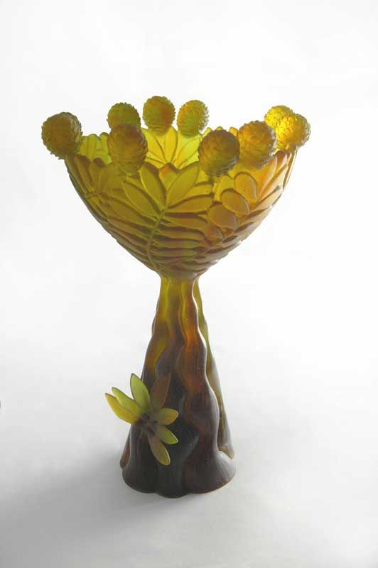 Evelyn Dunstan | Glass Artist :: Kauri