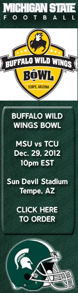 Buffalo Wind Wings Bowl Tickets make a great gift! #spartans