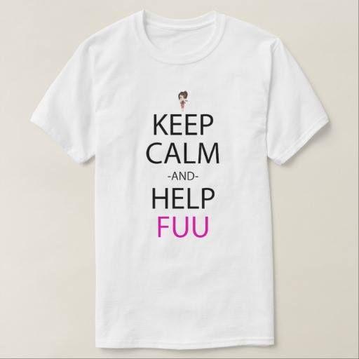 (Keep Calm And Help Fuu Anime Manga Shirt) #Anime#Manga#Baka#Boy#Calligraphy#Calm#Comic#Cosplay#Ecchi#Eroge#Fan#Fanboy#Fangirl#Fuu#Geek#Girl#Idiot#Japan#Japanese#Japanimation#Jin#Kawaii#Keep#Kowaii#Mugen#Nerd#Otaku#Senpai#Shounen#Symbol#Tokyo#Weeaboo#Weeboo is available on Funny T-shirts Clothing Store   http://ift.tt/2aPm8sx