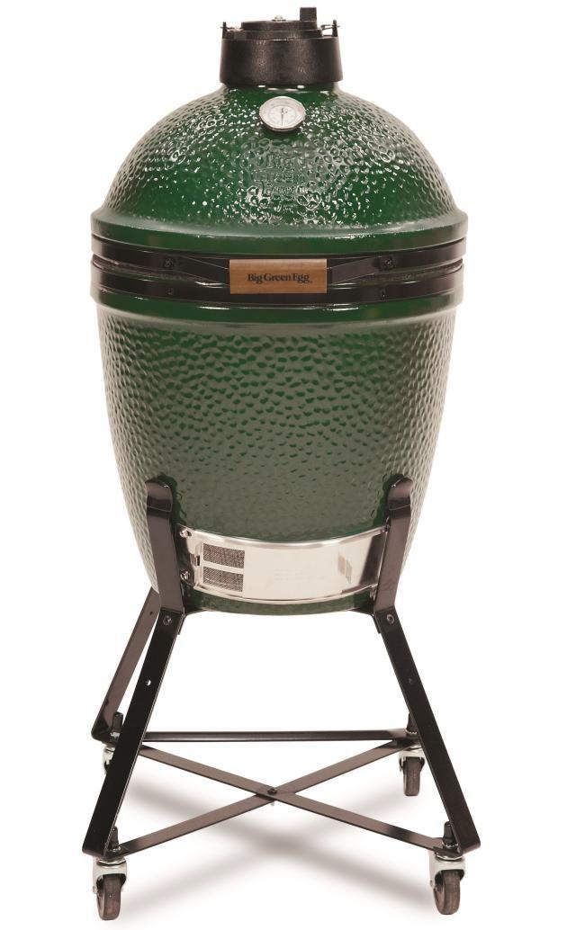 Big Green Egg Medium Charcoal Smoker/Grill Review
