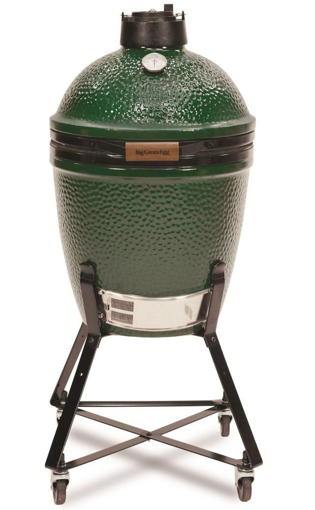 Big Green Egg Medium Charcoal Smoker/Grill Review