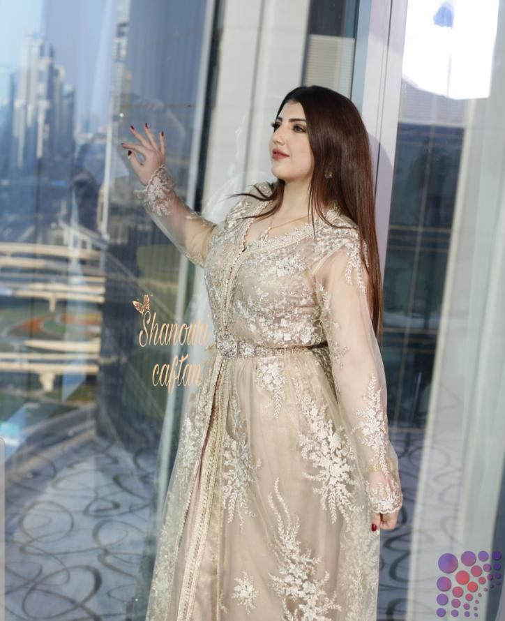 قفاطين مغربية 2020 Long Sleeve Dress Fashion Dresses With Sleeves
