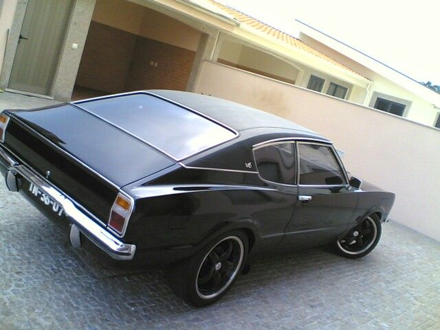 24 best images about ford taunus fastback on pinterest cars nice and cute photos - Ford taunus gxl coupe 2000 v6 1971 ...