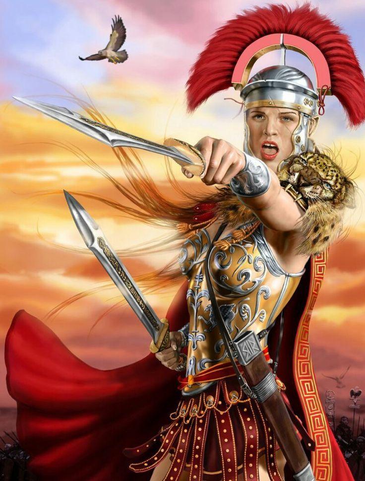 Greek Woman Warrior 105 best Amazons image...