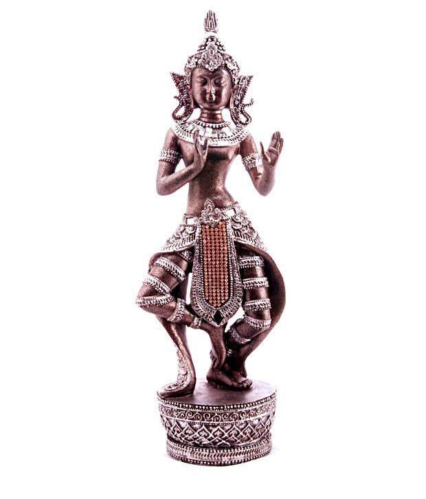 Cosmos Galaxy Divine Lord Buddha Idol