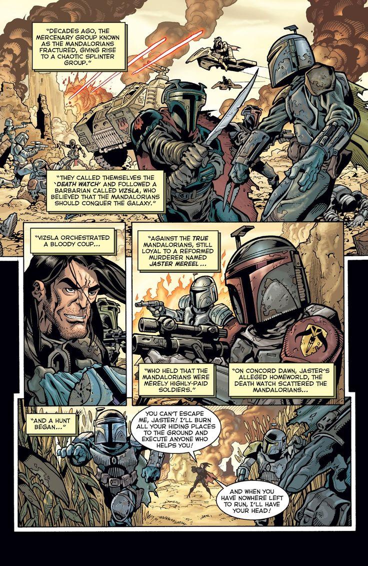 Boba Fett Comic Online