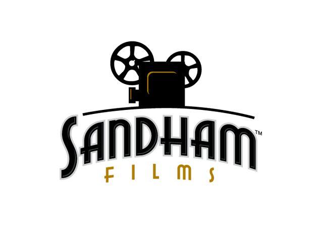 Sandham Films Logo Visual Lure 39 S Design Work Pinterest